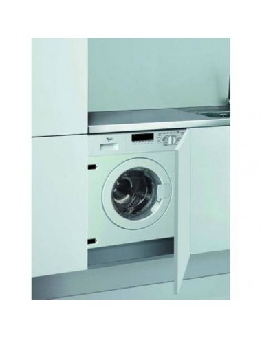 lave linge front whirlpool 6 kg 1000t a ac. Black Bedroom Furniture Sets. Home Design Ideas